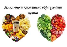За постигане на алкално-киселинен баланс д-р Пламен Кьосев има много проста диета