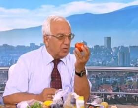 Проф.Мермерски наистина е български лечител.