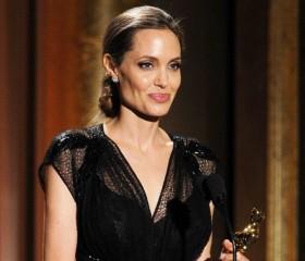 Анджелина Джоли отслабване