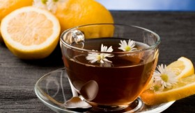 Отслабване с английска сол и черен чай