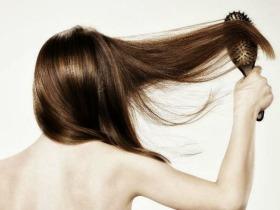 Ленено масло за коса
