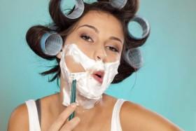 Домашни процедури за обезкосмяване на лицето