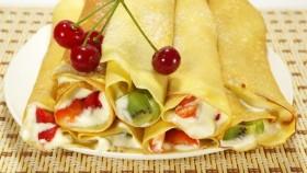 Рецепти за диетични палачинки