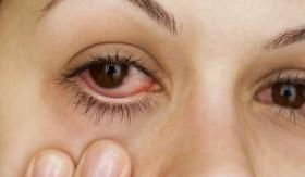 кръвоизлив в окото