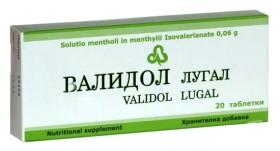 Валидол