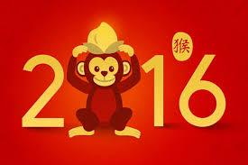 Годината на червената огнена маймуна