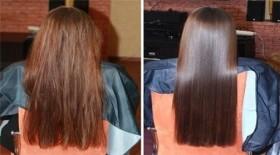 Арганово масло за коса