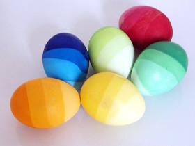Омбре яйца!